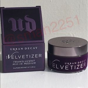 💜NEW💜Urban Decay The Velvetizer Translucent BNIB